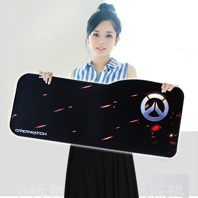 OW Large Size 730*300* 3mm Large Over watch Goliathus Extended SPEED Edition Soft Gaming Mouse Mat/Pad Mouse pad overwatch