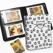 64 Pockets Mini Instant Polaroid Photo Album Picture Case Storage for Fujifilm Instax Mini Film 7s 8 Korea Instax Mini Album(China)
