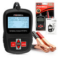 2017 Multi Languages 12V CCA Car Battery Tester Analyzer Foxwell BT100 Automotive 12 Voltage Cranking Charging Free Shipping