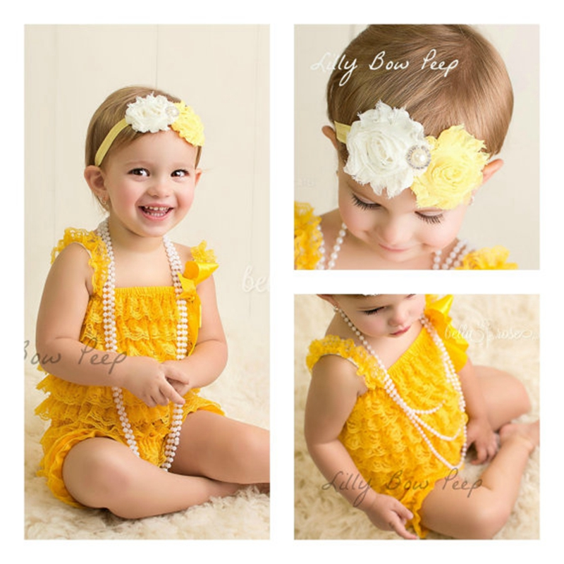 0196e4c995b Summer Baby Chiffon Fashion Rompers Cute kids Lace Ruffle Straps Birthday  Party Climbing clothes Toddler Girls