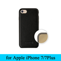 For Apple iPhone 7plus 5.5 Luxury Brand Top Layer Genuine Leather Case Back Phone Cover Skin for Apple iPhone 7 iPhone7 4.7