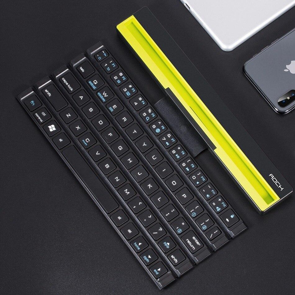 Складная Bluetooth клавиатура для huawei mediapad M5 10 (PRO) CMR AL09/CMR W09 планшетный ПК для huawei M5 pro Клавиатура - 2