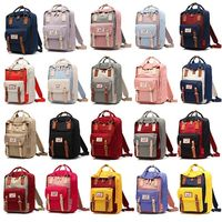 Doughnut Backpack Fashion Student backpack School Bag for Teenagers College Nylon Laptop Women bags