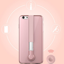 2018 New Hot Fashion Phone Self Artifact Bluetooth Self-stick Phone Case Holder Triple Handheld For iphone6/6s 6 plus