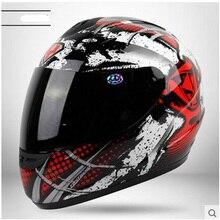 Yohe-yh993 теплый шлем полной стороны мотоциклетный шлем каско шлем motos шлем для мужчин и для женщин yh966