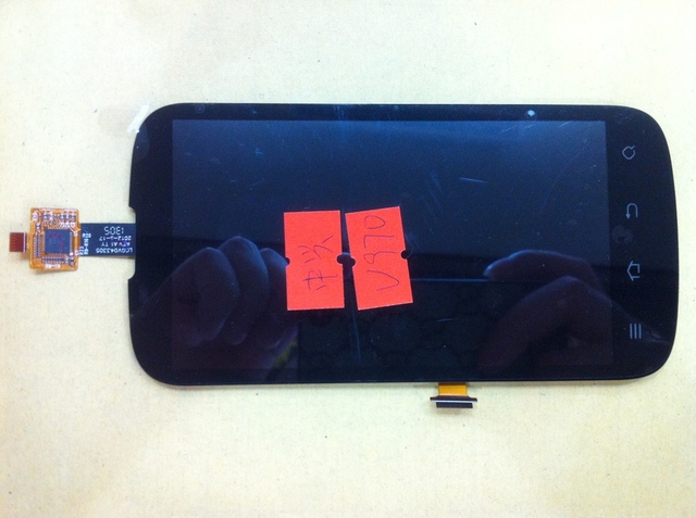 LCD with Touch Screen Digitizer Assembly for ZTE V970