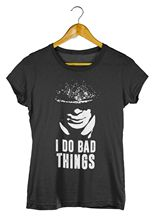 I Do Bad Things Peaky Blinders Unisex Adults T-Shirt 2019 New Arrival Men T Shirt