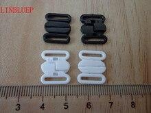 b526ad33e O Envio gratuito de 50 conjuntos De Plástico Transparente Sutiã Do Biquíni  Sutiã Clipe Swimwear Clickers Conector Dropshipping