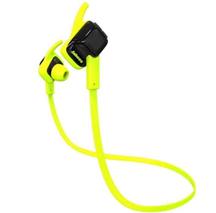 bilder für Jabees beatING Wireless Bluetooth 4,1 Sport Kopfhörer IPX4 Wasserdichte Sport Lauf Sweatproof Kopfhörer mit Mikrofon