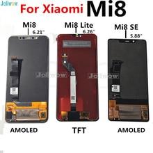FOR Xiaomi 8 Mi8 LCD Mi SE lite mi8 Yout Mi8X Display Touch Screen Assembly Replacement X MI8se mi8lite