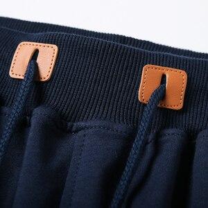Image 5 - Шорты мужские пляжные хлопковые, повседневные однотонные бордшорты, эластичные модные короткие бриджи, лето 1012