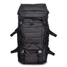 70L Waterproof Hiker Wayfarer Backpack Mountain Climbing Bag Outdoor Sports Rucksack Hiking Camping Travel Bagpack