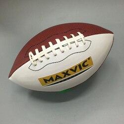 Tamanho 9 PU Bola De Futebol Americano de Rugby Padrão DOS EUA Americano Bola De Futebol Americano Bola De Futebol Bola De Rugby EUA