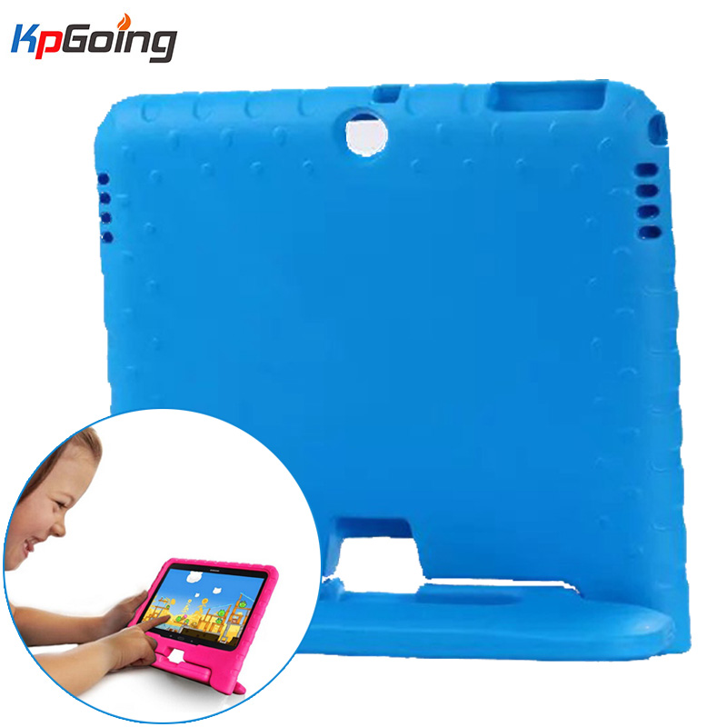 For Samsung Galaxy Tab 3 10.1 P5200 <font><b>P5210</b></font> <font><b>Case</b></font> Kids EVA Shockproof Cover Protective <font><b>Case</b></font> Child Stand for Samsung Tab 4 10.1 T530 image