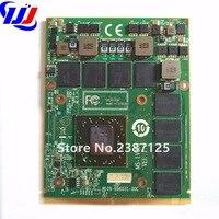 New for MSI MS 16F1 16F2 16F3 1656 1727 Notebook PC Graphics Video Card ATI Mobility Radeon HD5870M HD5870 1GB GDDR5 Drive Case