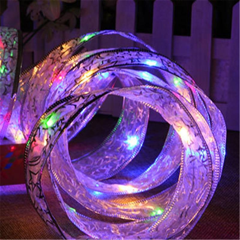 4 μετρητές 40 φώτα Creative LED Butterfliy - Προϊόντα για τις διακοπές και τα κόμματα - Φωτογραφία 3