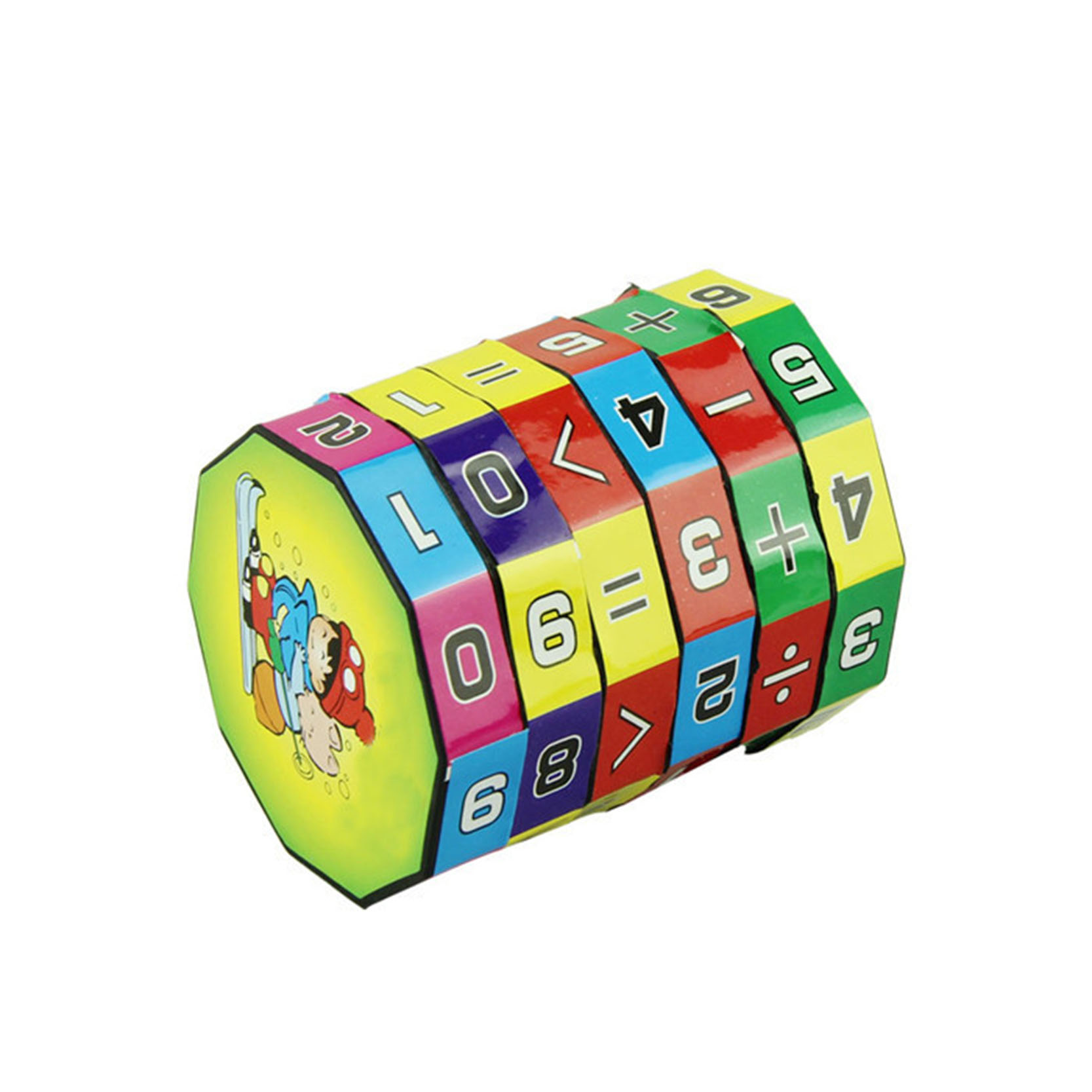 Newest Design Digital Cube Children Educational Learning Math Toys