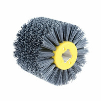 120*100*19mm Abrasive Wheel Wire Brush Sander Wooden Furniture Surface Polishing High Quality