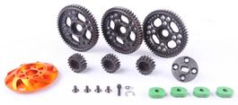 1 5 scale hpi km baja 5b 5t 5sc rc parts High speed Gear ratio 20T