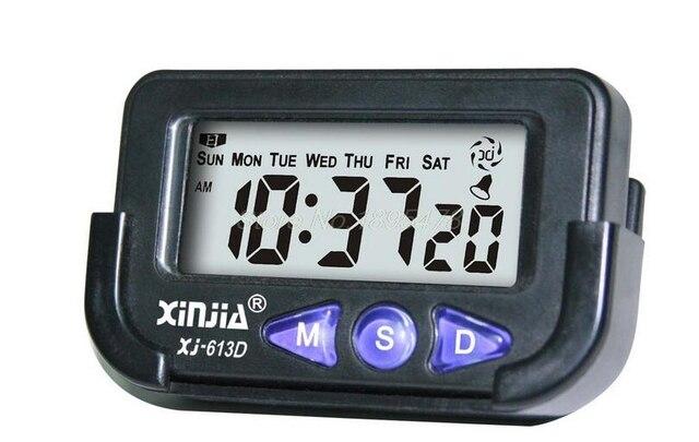 64554df4251 400 pcs Portátil de Bolso de tamanho de Viagem Eletrônico Digital Relógio  Despertador Cronômetro Eletrônico Automotivo