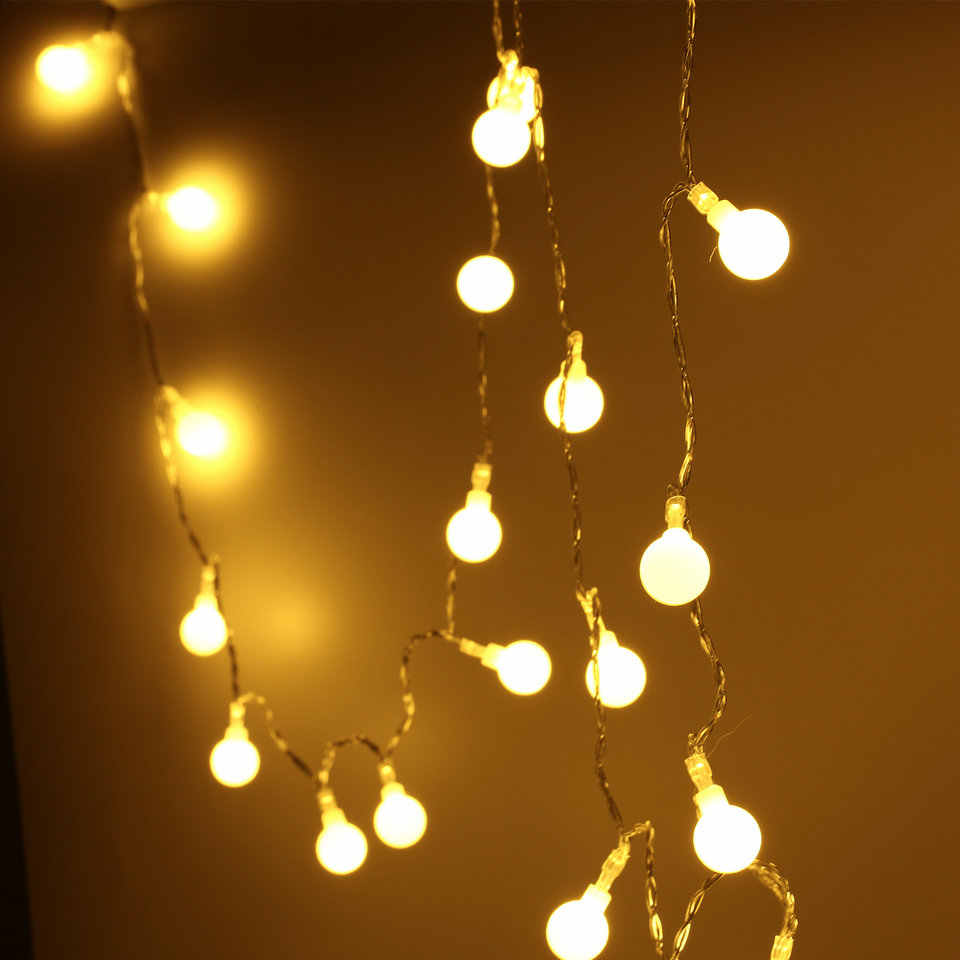 4m Christmas Lights Outdoor Led String