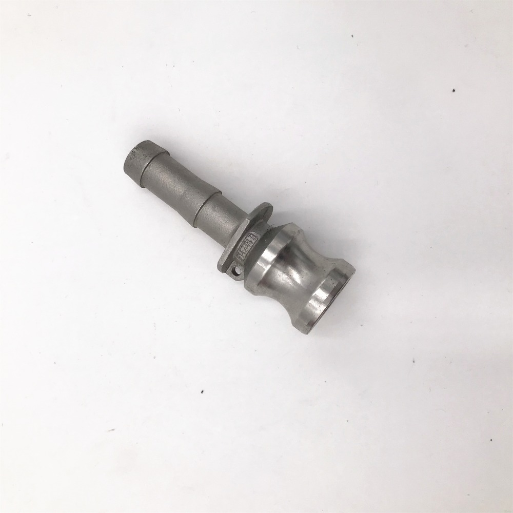 Camlock QD 1 2 Type E Stainless Steel 316 Homebrew Fitting 1 2 quot Female NPT in Other Bar Accessories from Home amp Garden