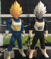 New Banpresto Toriyama Akira Comic Anime Dragon Ball Z Suer Saiyan Prince Vegeta IMSP Huge 33CM Action Figure