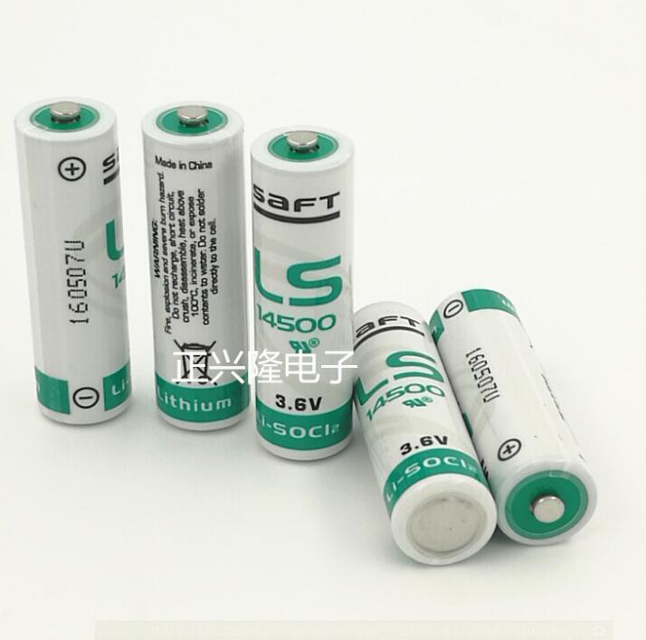 AA UHE-ER14505 LS14500 Li-SOCl2 4 x Ultralife Lithium 3,6V Batterie LS 14500