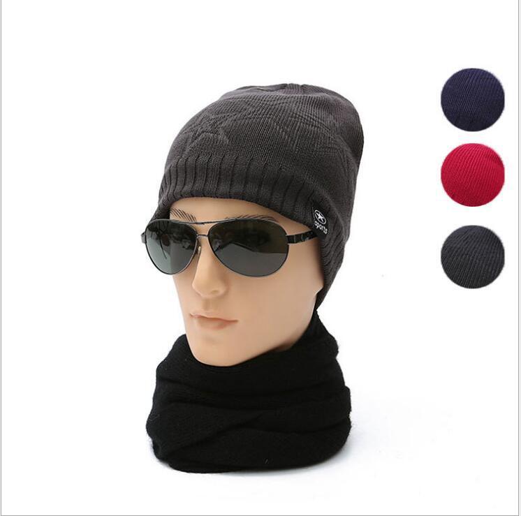 Adult Skateboard Cotton Spring Solid Winter Hat Men Black Cheap Knitted Cap Gorros Skullies Knit Skateboardking Beanie