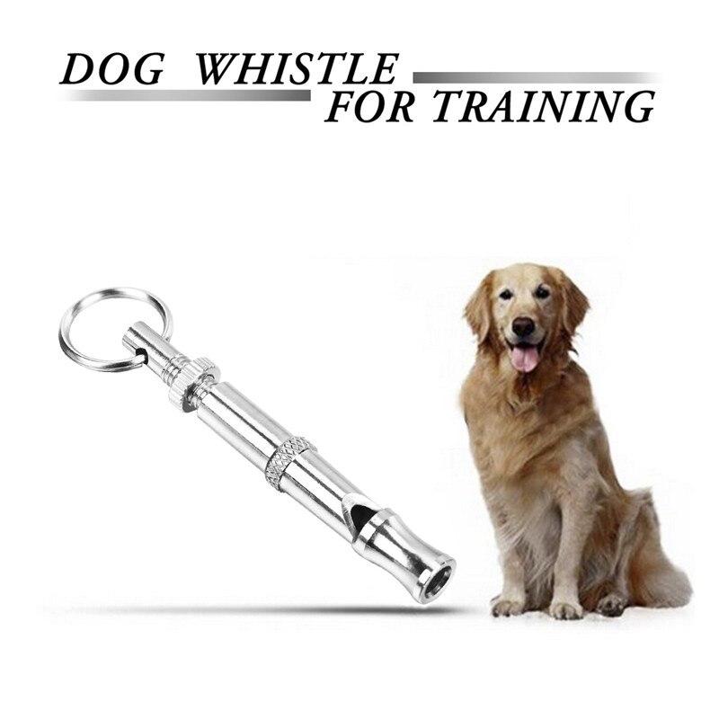 Dog Training Whistle UltraSonic dog repeller Sound Sledding Stop Barking Patrol Repeller Deterrent Whistle Silent High Pitch