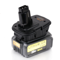 New DCA1820 18V/20V Convert To NI CD /NI MH Charger Tool Adapter for Dewalt Batteries ( battery not includes)