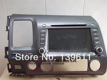 ZESTECH New Arrival for Honda Civic Car DVD Player Autoradio with GPS Radio Bluetooth TV iPod PIP
