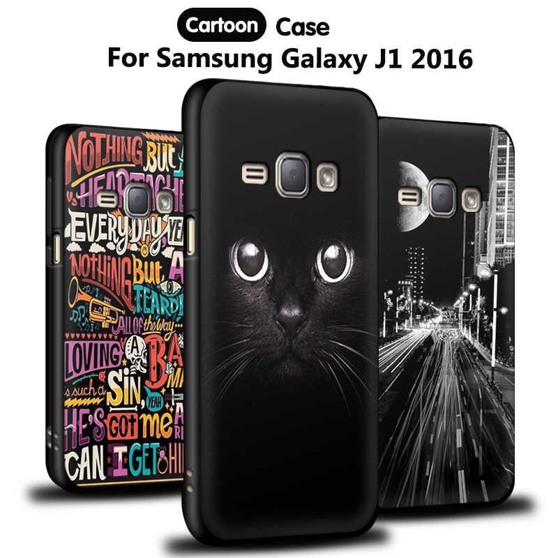 cover samsung galaxy j1 2016 silicone 3d