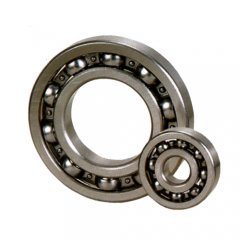 Gcr15 6032 (160x240x38mm)High Precision Thin Deep Groove Ball Bearings ABEC-1,P0 (1PCS) gcr15 6326 open 130x280x58mm high precision deep groove ball bearings abec 1 p0