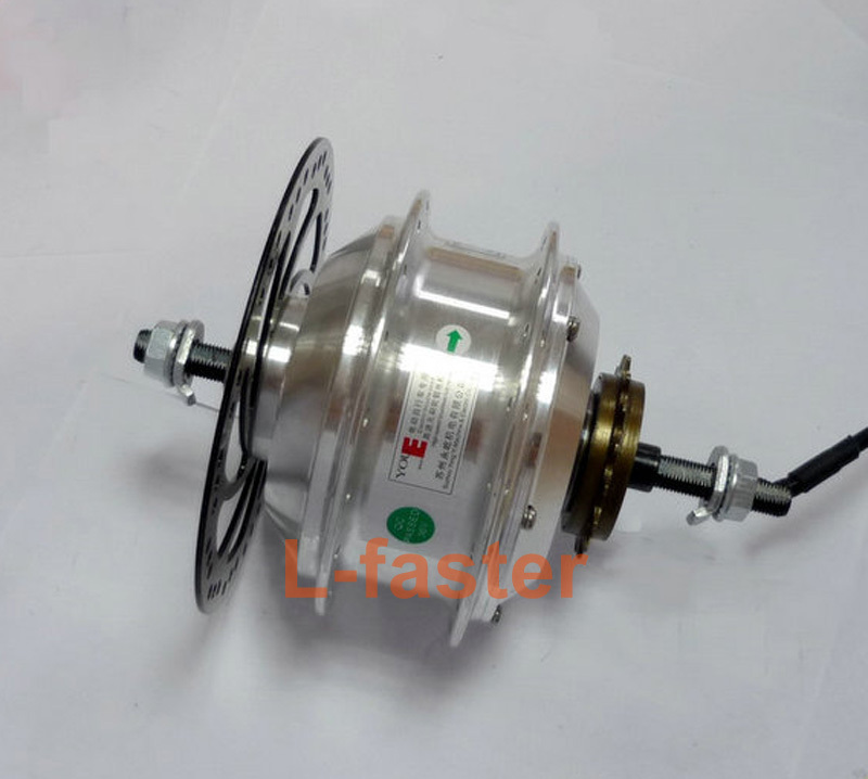 36v48v 250w Electric Bicycle Rear Wheel Motor Electric