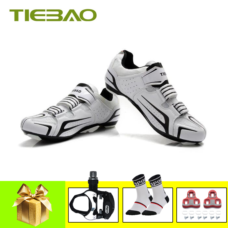 Tiebao cycling shoes road sapatilha ciclismo self-locking breathable road sneakers for men women zapatillas ciclismo carreteraTiebao cycling shoes road sapatilha ciclismo self-locking breathable road sneakers for men women zapatillas ciclismo carretera