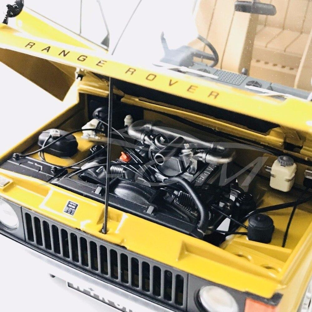 다이 캐스트 자동차 모델 거의 진짜 1970 1:18 (노란색) + 작은 선물!!!-에서다이캐스트 & 장난감 차부터 완구 & 취미 의  그룹 3