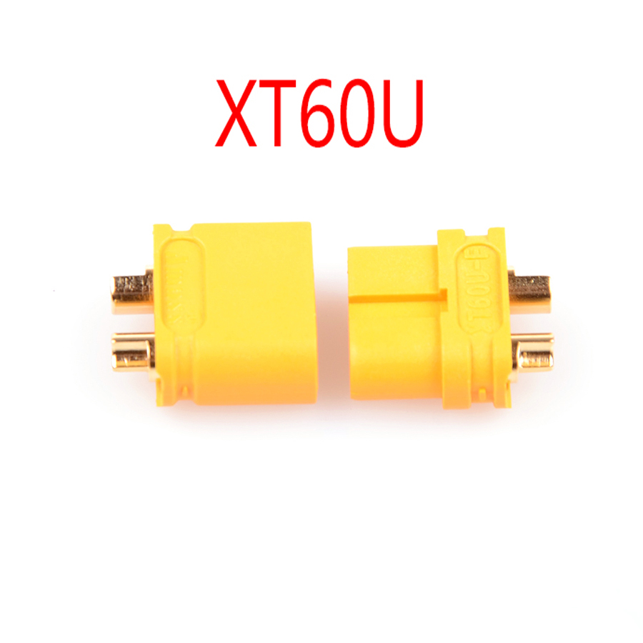 10 пар Amass XT30 XT60 XT90 XT-30 XT-60H мужской женский пули Разъемы набор пробок Запчасти для RC Lipo батареи FPV Дрон - Цвет: XT60U 10 Pairs