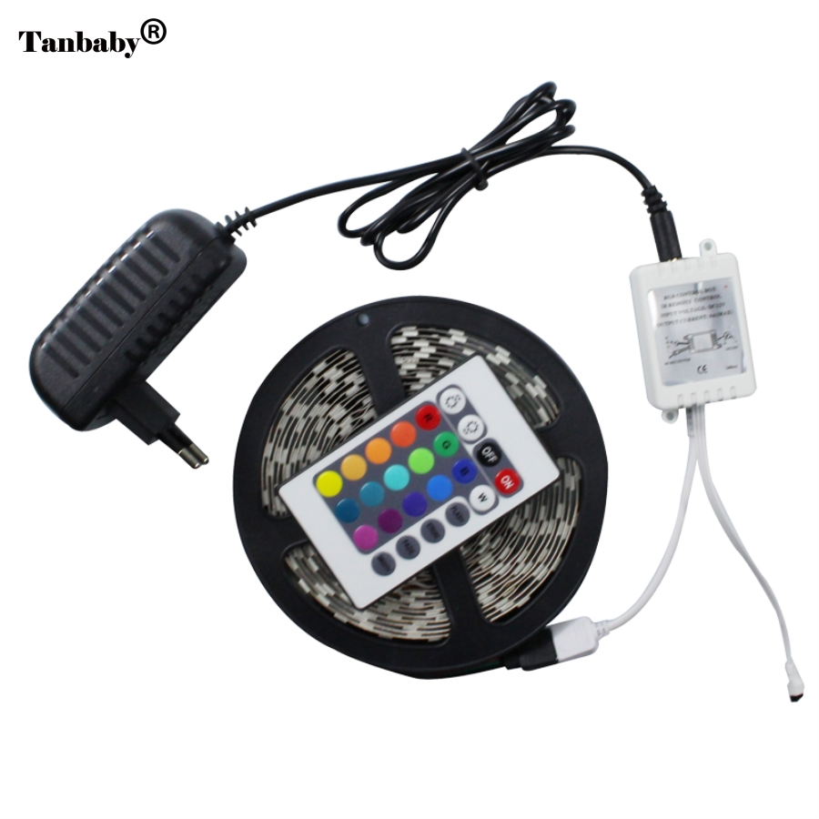 SMD 3528 RGB LED Strip Light 300 LEDs 5M LED Ribbon