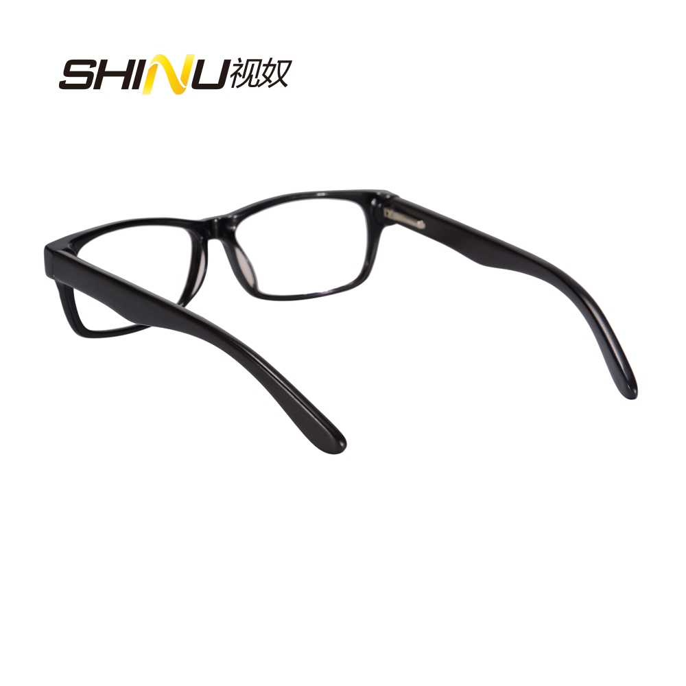 b177e14591 Hot Sale Big Square Optical Eyeglasses Frame Acatate Frames Eyewear Wood  Myopia Glasses Clear Lens Eye Glasses Gafas F017-in Eyewear Frames from  Apparel ...