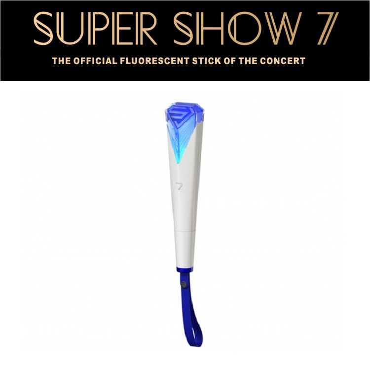 [MYKPOP] SUPER JUNIOR Concert Lumière Bâton Supporters de Lightstick KPOP Fan Cadeau Collection SA18050304