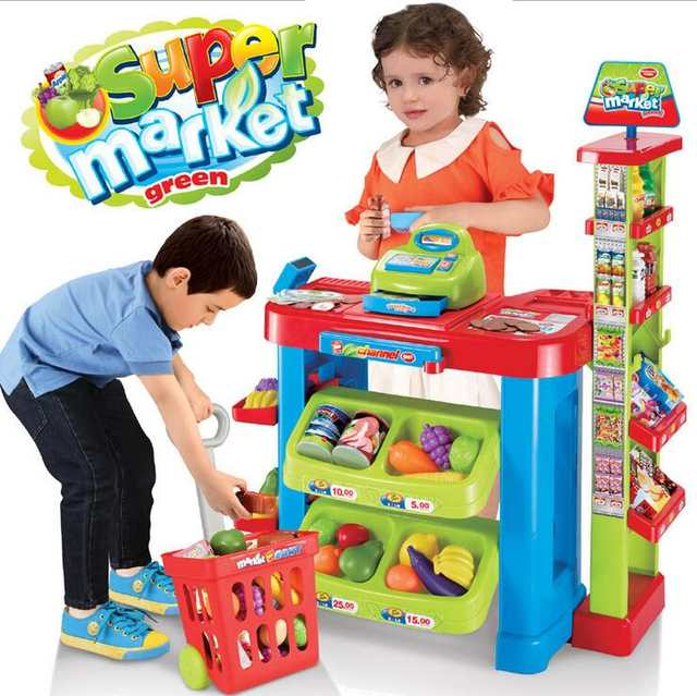 Classic Toys Pretend Play kitchen toys Mother Garden