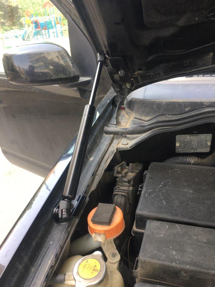 Auto L'avant du Capot Bonnet Modifier Vérins À Gaz Choc Amortisseur pour Nissan NAVARA D40 2005-2015 Absorbeur pour Suzuki Equator ascenseur Soutien