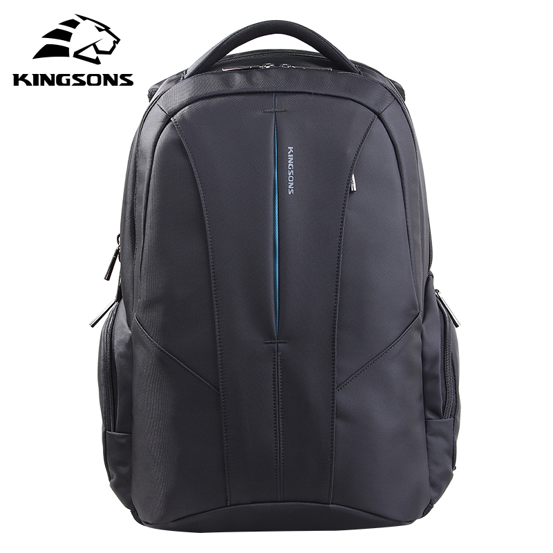 Kingsons Brand 15 6 inch Laptop Backpack Men s Bag Multifunction Rucksack Large Capacity Anti theft