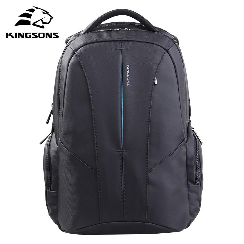 Bagaj ve Çantalar'ten Sırt Çantaları'de Kingsons Marka 15.6 inç Dizüstü Sırt Çantası erkek çanta Çok Fonksiyonlu Sırt Çantası Büyük Kapasiteli Anti theft Su Geçirmez Moch'da  Grup 1