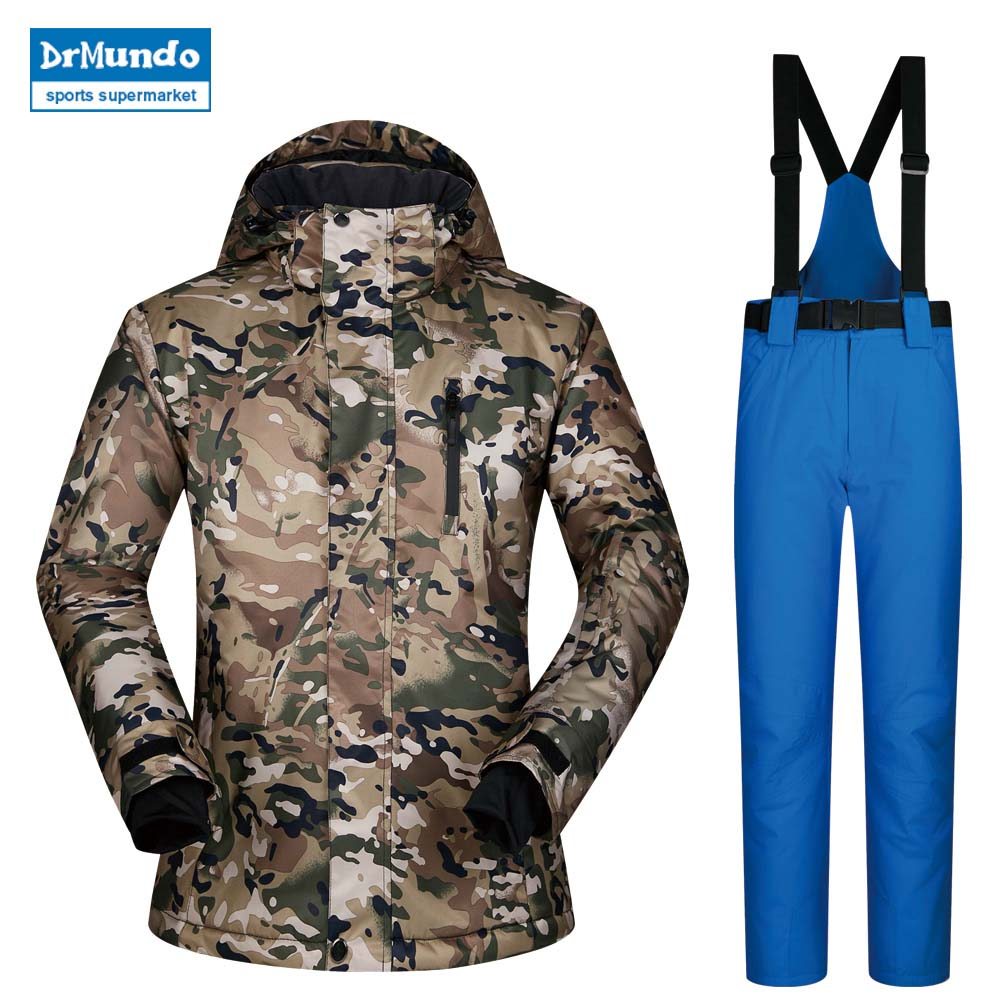 Ski Jackets Brands Suit Male Windproof Waterproof Breathable Thicken Men Snowboard Jacket Men And Pants Snow Coat TrousersSki Jackets Brands Suit Male Windproof Waterproof Breathable Thicken Men Snowboard Jacket Men And Pants Snow Coat Trousers