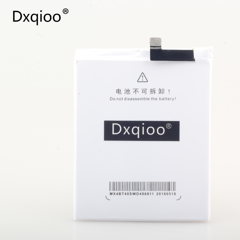 Dxqioo The built in mobile phone battery 3000mah for meizu mx4 BT40 M460 M461 battery