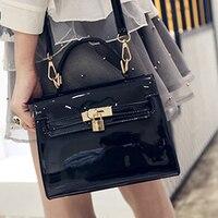 Kobiety torebka galaretki cukierki kolor torby na ramię mody torebka damska na ramię crossbody torby kiesy flap messenger torby sac głównej femme b185