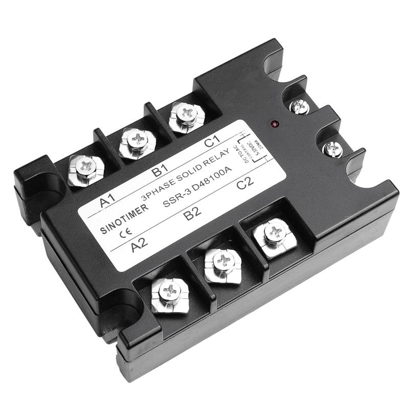 100A 3 D48100A DC-AC 30-480 v AC