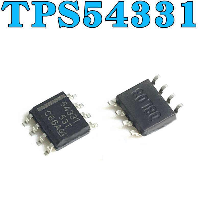 1 pièces TI TPS54331DR TPS54331 SOP8 54331 Puce DC/DC Convertisseur Buck 3A 28V